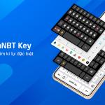 AnhNBT Key – Bàn phím kí tự đặc biệt